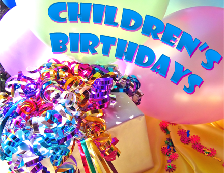 Children's Birthdays - Birthday Party Ideas